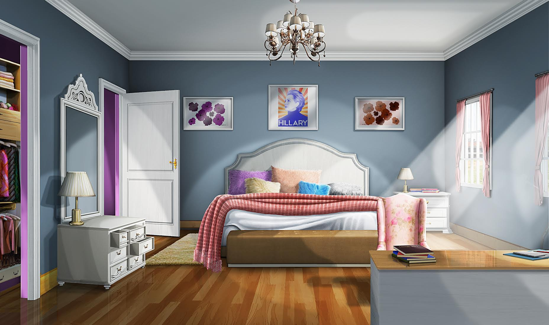 Interactive Bedroom Design Picture 2018