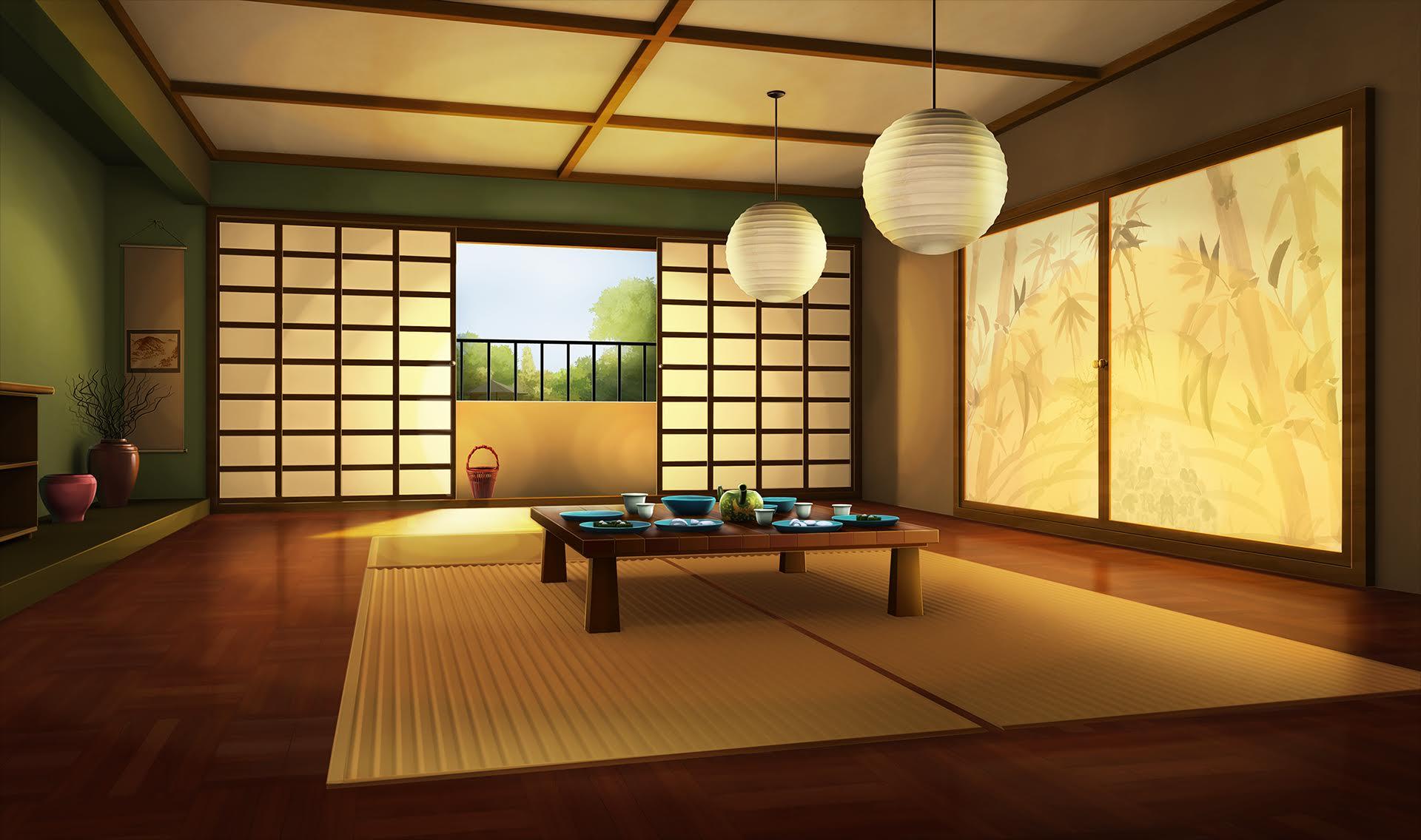 Japanese tea house interior - House interior pic ...